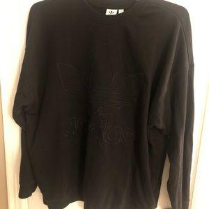 Woman's Crewneck Adidas Sweatshirt